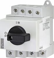 """Выключатель нагрузки LS 25 SMA A4  4р """"1-0"""" 25A 1000V DC арт.004660064"""