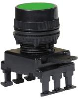 Кнопка-модуль утопленная НD15С2 (зеленый) арт.004770002