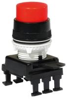 Кнопка-модуль выступающая НD45С1 (красный) арт.004770008