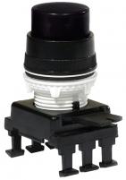 Кнопка-модуль выступающая НD45C3 (черный) арт.004770010