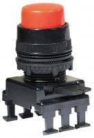 Кнопка-модуль выступающая c фиксацией НF45C1 (красный) арт.004770015