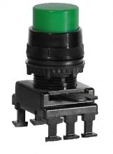 Кнопка-модуль выступающая c фиксацией НF45C2 (зеленый) арт.004770016   - купить по выгодной цене в Москве : EtiRussia.ru