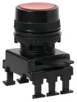 Кнопка-модуль утопленная с подсветкой HD16C1 (красный) арт.004770131