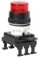 Кнопка-модуль выступающая с подсветкой HD46C1(красный) арт.004770138