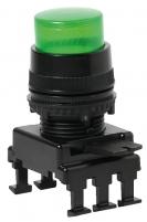 Кнопка-модуль выступающая с подсветкой HD46C2 (зелный) арт.004770139