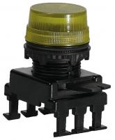 Сигн.лампа-модуль матовая HB07F4 (желтая) арт.004770210