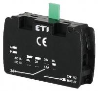 Блок-контакт HC61A2 (1Н.О) арт.004770311