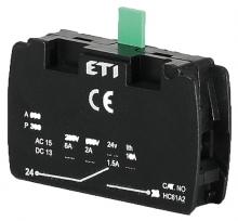 Блок-контакт HC61A2 (1Н.О) арт.004770311   - купить по выгодной цене в Москве : EtiRussia.ru