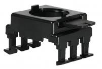 Скоба 3-х модульная 1 уровня HC922002 арт.004770321