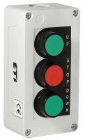 Кнопочн.пост 3-мод. JEB2A1B2 3 кнопки (вверх/стоп/вниз) арт.004770374