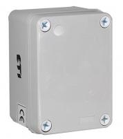 Корпус HF999000 серый без отверстия арт.004770411