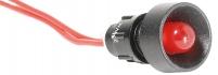 Лампа сигнальная LS LED 10 R 230 (10мм, 230V AC, красная) арт.004770811