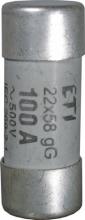 Предохранитель цилиндрический c бойком CH/P 22х58 gG 125A 400V арт.006711028   - купить по выгодной цене в Москве : EtiRussia.ru