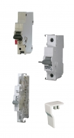 Скоба для крепления 3-х блок-контактов PS/SS ETIMAT P10 арт.27324023