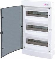 Щит внутренний распределительный ECМ 36PT (36мод.прозр.дверь) арт. 1101013