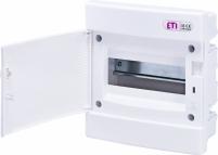 Щит внутренний распределительный ECМ 8PO (8мод.белая дверь) арт. 1101014