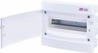 Щит внутренний распределительный ECМ 12PO (12мод.белая дверь) арт. 1101015