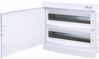 Щит внутренний распределительный ECМ 2x18PO (36мод.белая дверь) арт. 1101084