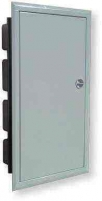 Щит металлопластиковый ERP 18-4z (72мод.- замок) арт. 1101215