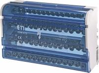 Блок распределительный EDB-415 4p 125A (15выходов) арт. 1102305