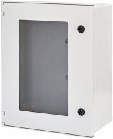 Шкаф полиэстеровый EPC-W 50-40-20 IP66 (с окном) арт.1102611