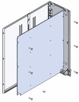 Монтажная панель KVR-MP 2 арт.1601633