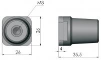 Изолятор KVR-AI арт.1601650