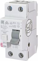 Реле дифференциальное (УЗО) EFI-2 80/0,1 AC (10kA) арт.2063125