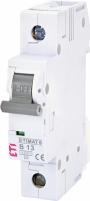 Автоматический выключатель ETIMAT 6 1p B 13А (6 kA) арт.2111515