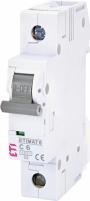 Автоматический выключатель ETIMAT 6 1p С 6А (6 kA) арт.2141512