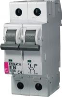 Авт. выключатель ETIMAT 6  1p+N C 3А (6 kA) арт.2142509