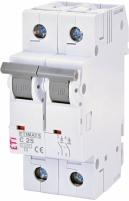 Автоматический выключатель ETIMAT 6 2p С 25А (6 kA) арт.2143518