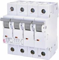 Автоматический выключатель ETIMAT 6 3p+N C 16А (6 kA) арт.2146516