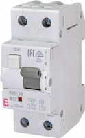 Дифференциальный Автоматический выкл. KZS 2М В 32/0,03 АС (10kA) арт.2173107