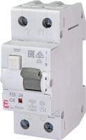 Дифференциальный Автоматический выкл. KZS 2М С 6/0,03 АС (10kA) арт.2173121