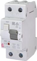 Дифференциальный Автоматический выкл. KZS 2М С 10/0,03 АС (10kA) арт.2173122
