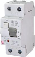 Дифференциальный Автоматический выкл. KZS 2М В 6/0,03 A (10kA) арт.2173201