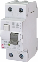 Дифференциальный Автоматический выкл. KZS 2М В 20/0,03 A (10kA) арт.2173205
