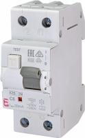 Дифференциальный Автоматический выкл. KZS 2М С 6/0,03 A (10kA) арт.2173221