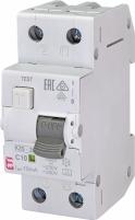 Дифференциальный Автоматический выкл. KZS 2М С 10/0,01 A (10kA) арт.2173232