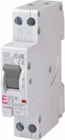 Дифференциальный Автоматический выкл. KZS-1М С 6/0,03 тип А (6kA) 1мод. арт.2175221