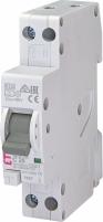 Дифференциальный Автоматический выкл. KZS-1М С 20/0,03 тип А (6kA) 1мод. арт.2175225