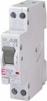 Дифференциальный Автоматический выкл. KZS-1М С 25/0,03 тип А (6kA) 1мод. арт.2175226