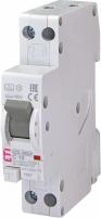 Дифференциальный Автоматический выкл. KZS 1М SUP С 10/0,03 тип А (6kA) 1мод. арт.2175722