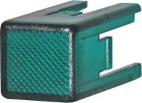 Колпачок KT для кнопки с лампой TL (красный) арт. 2439001