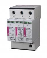 Ограничитель перенапряжения ETITEC B+C 275/12,5 F (2+0) RC арт. 2440134