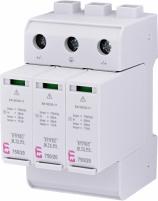Ограничитель перенапряжения ETITEC M T2 PV 1500/20 Y (для PV систем) арт.2440517