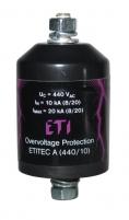 Ограничитель перенапряжения ETITEC A 500/10/E-NO арт.2441164