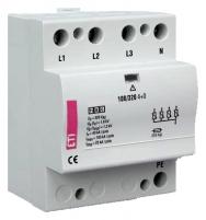 Ограничитель перенапряжения ETITEC-WENT TNC-S 25/100 RC (4+0) арт. 2444015