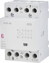 Контактор R 40-40 24V AC 40A (AC1) арт. 2463411